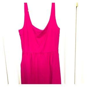 Pink Cynthia Rowley dress